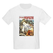 Cycles Perfecta Kids T-Shirt