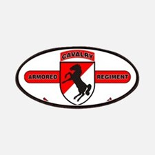 11TH ARMORED CAVALRY REGIMENT Patches