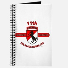 11TH ARMORED CAVALRY REGIMENT Journal