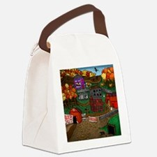Funny Phillip Canvas Lunch Bag