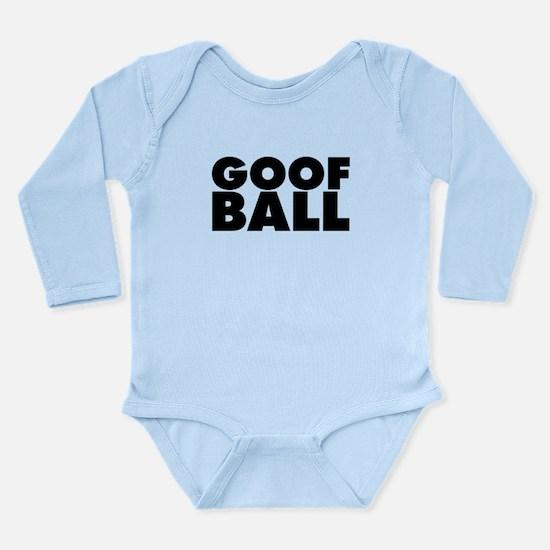 Goofball Body Suit