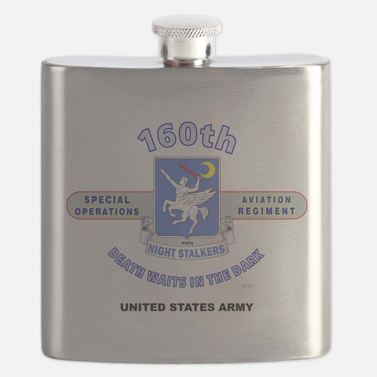 160TH SPECIAL OPERATIONS AVIATION REGIMENT Flask