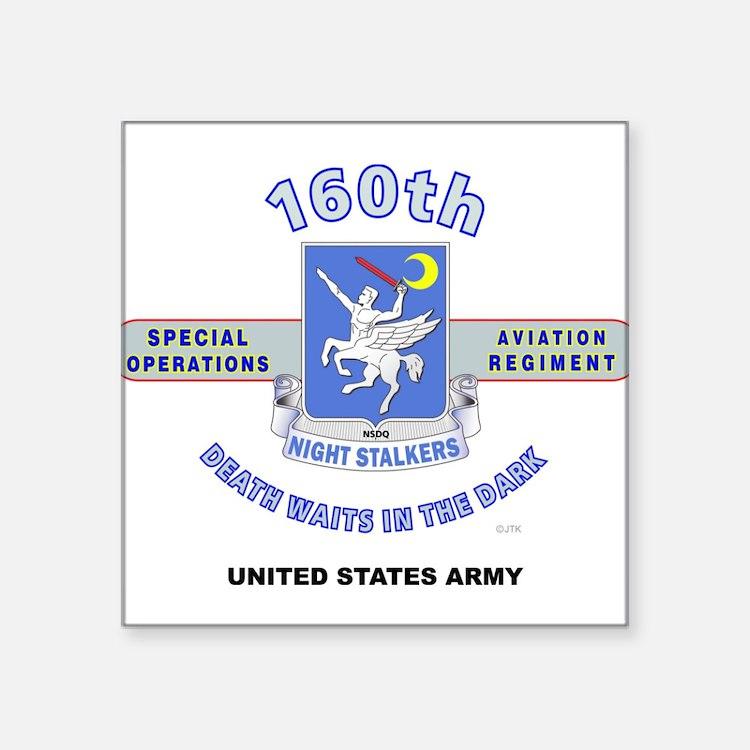 160TH SPECIAL OPERATIONS AVIATION REGIMENT Sticker