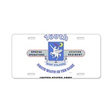 160TH SPECIAL OPERATIONS AVIATION REGIMENT Aluminu