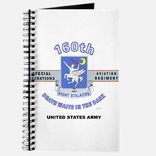 160TH SPECIAL OPERATIONS AVIATION REGIMENT Journal