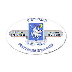 160TH SPECIAL OPERATIONS AVIATION REGIMENT Wall De
