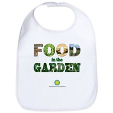 FOOD in the Garden Bib