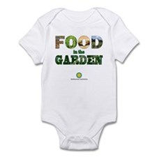 FOOD in the Garden Infant Bodysuit