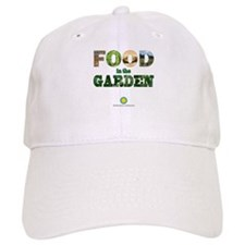 FOOD in the Garden Baseball Cap