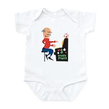 Video Poker Infant Bodysuit