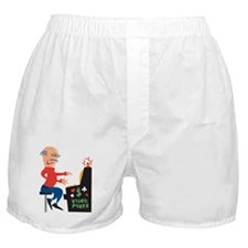 Video Poker Boxer Shorts