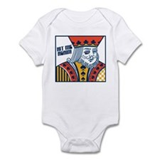 Blackjack Infant Bodysuit