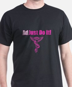 Adjust Do It T-Shirt