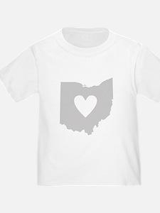 Heart Ohio T