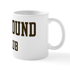 Otterhound Fan Club Coffee Mug