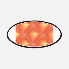 Fractal Orange Star Patches