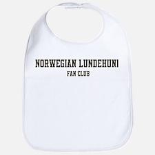 Norwegian Lundehund Fan Club Bib