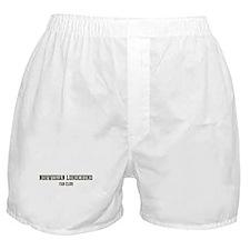 Norwegian Lundehund Fan Club Boxer Shorts