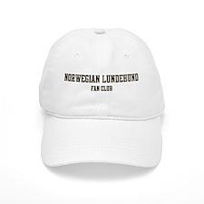 Norwegian Lundehund Fan Club Baseball Cap