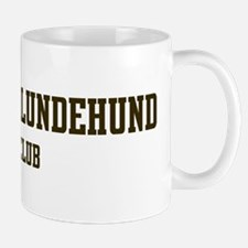 Norwegian Lundehund Fan Club Mug