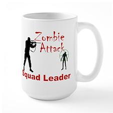 Zombie Squad Ldr - Man Mug