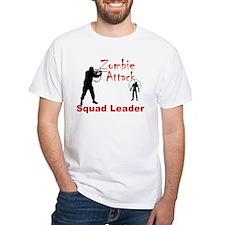 Zombie Squad Ldr - Man T-Shirt