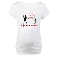 Zombie Squad Ldr. - Woman Shirt
