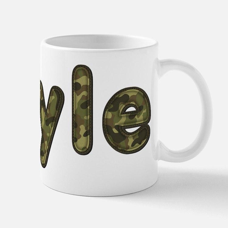 Kyle Army Small Small Mug
