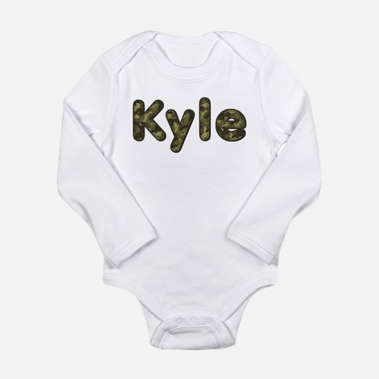 Kyle Army Body Suit