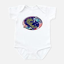STS-101 Atlantis Infant Bodysuit