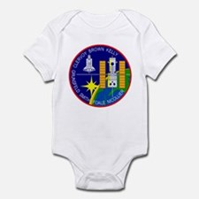 STS-103 Discovery Infant Bodysuit