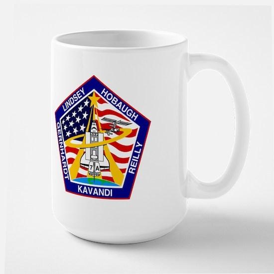 STS-104 Atlantis Large Mug