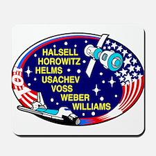 STS-101 Atlantis Mousepad