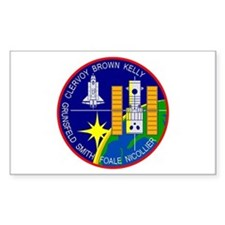 STS-103 Discovery Decal
