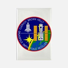 STS-103 Discovery Rectangle Magnet