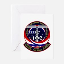 STS-102 Greeting Cards (Pk of 10)