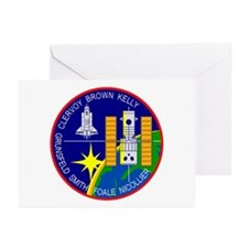 STS-103 Discovery Greeting Cards (Pk of 10)