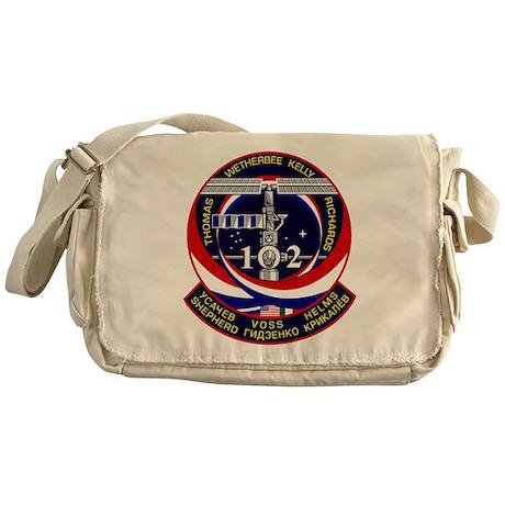 STS-102 Messenger Bag