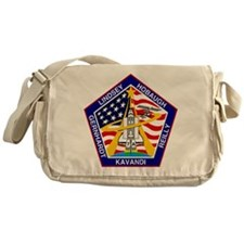 STS-104 Atlantis Messenger Bag