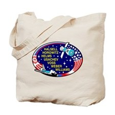 STS-101 Atlantis Tote Bag