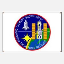 STS-103 Discovery Banner