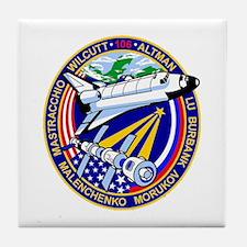 STS-106 Tile Coaster