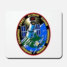 STS-109 Columbia Mousepad
