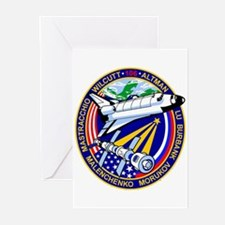 STS-106 Greeting Cards (Pk of 10)