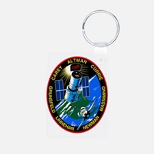 STS-109 Columbia Keychains