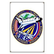 STS-106 Banner