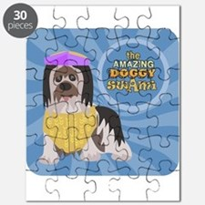 Doggy Swami Gilmore Girls Puzzle