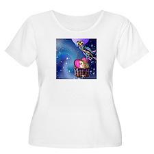 starflight Plus Size T-Shirt