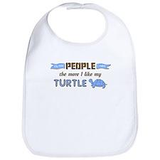 I Like My Turtle Bib