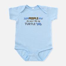 I Like My Turtle Body Suit